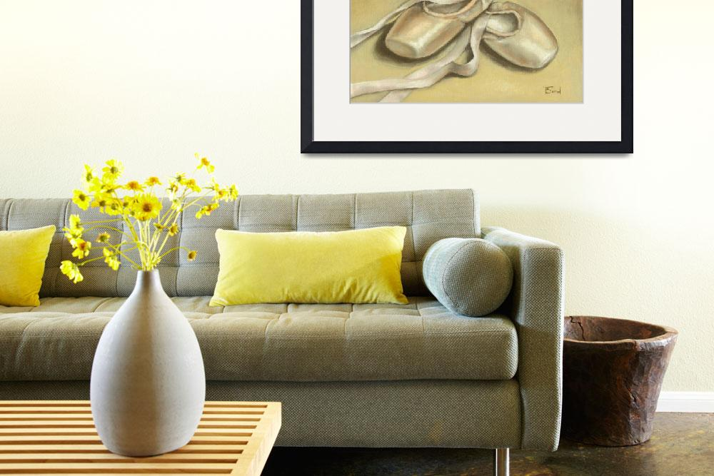 """""""Ballet shoes""""  (2009) by tanyabond"""