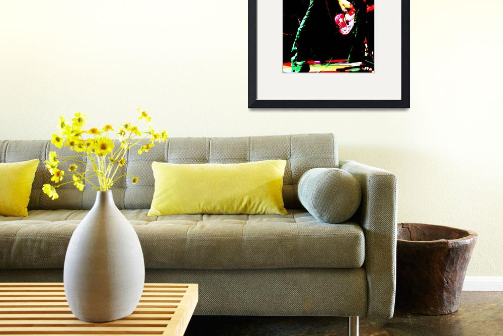 """""""Abby Gennet - Small Art Print&quot  by christinecrusher"""