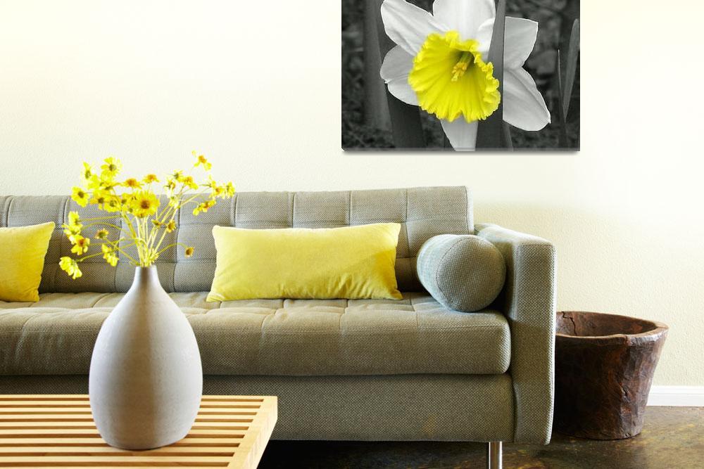 """Yellow Flora&quot  (2010) by cboriginals"