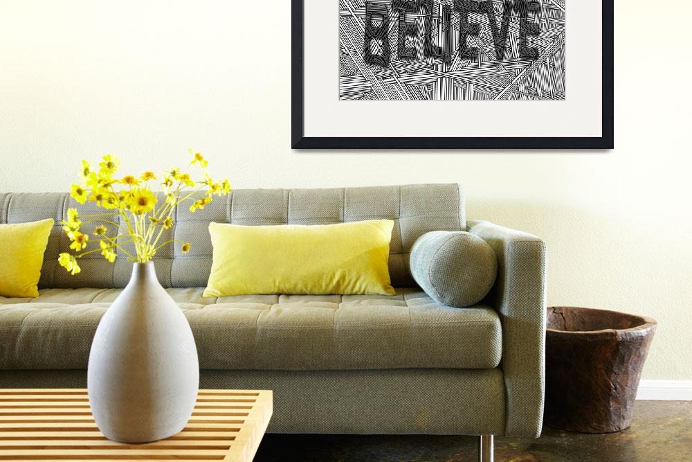 """""""believe&quot  (2014) by DCLWolf"""