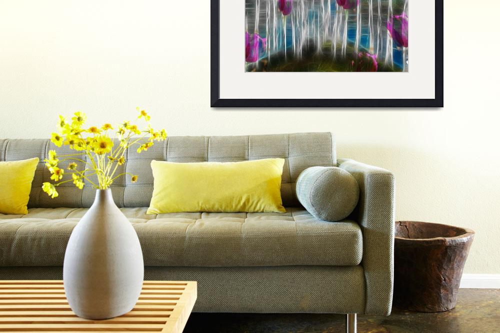"""""""Glass Tulips&quot  (2009) by artforcancer"""