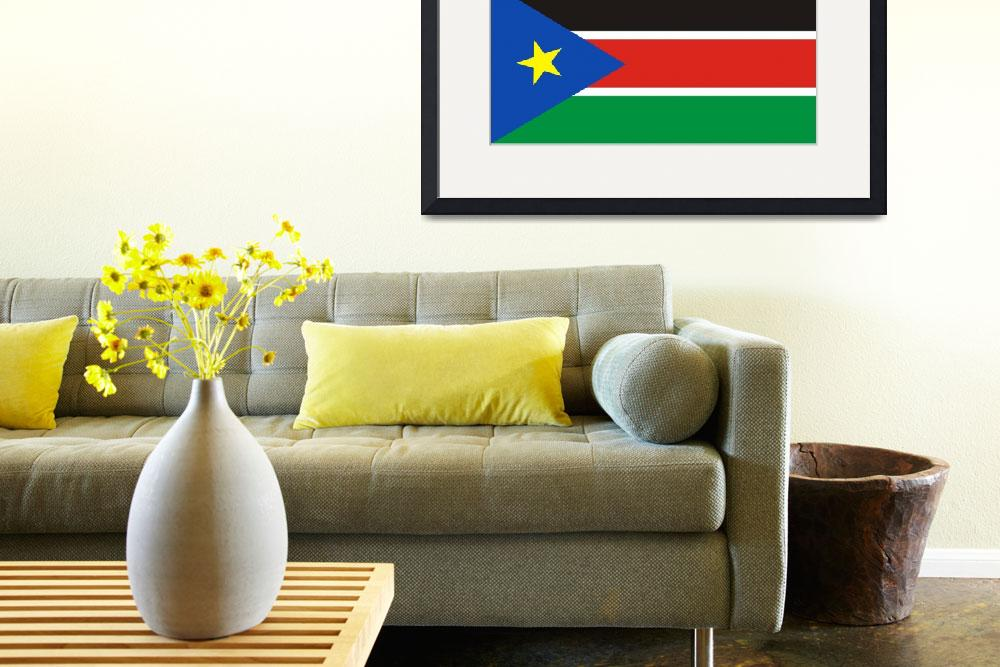 """south sudan&quot  by tony4urban"