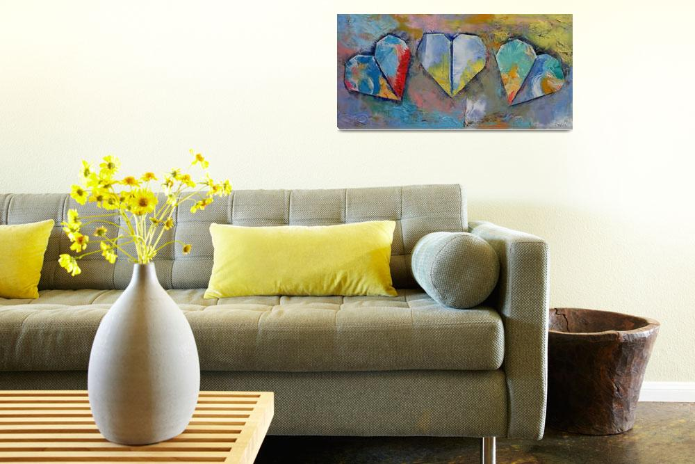 """""""Hearts&quot  by creese"""