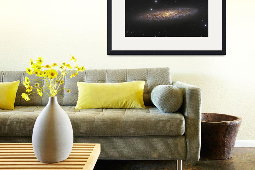 """""""The Sculptor Galaxy&quot  by stocktrekimages"""
