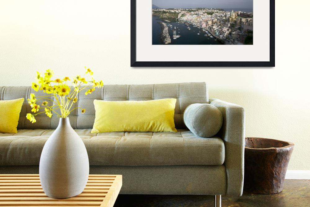 """""""High angle view of a city&quot  by Panoramic_Images"""