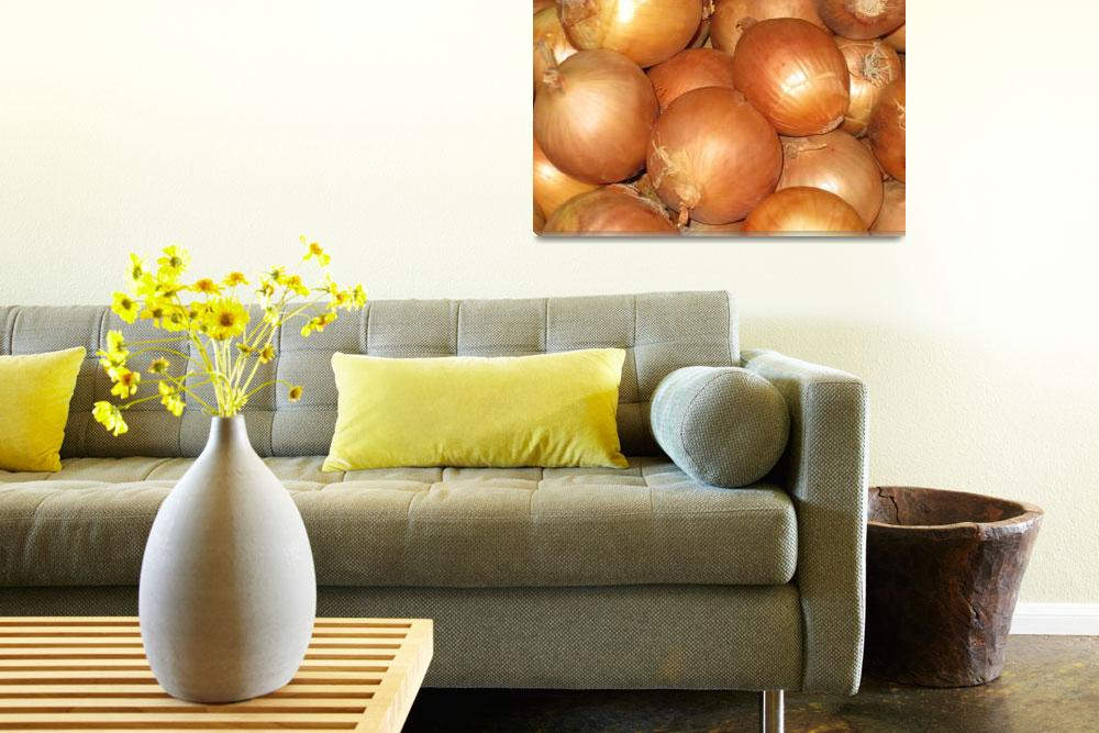 """""""Yellow Onions&quot  by OneMansPerspectives"""