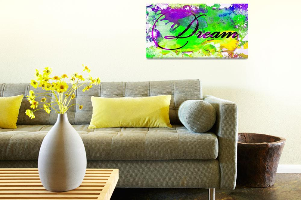 """""""dream in colors&quot  by lizmix"""