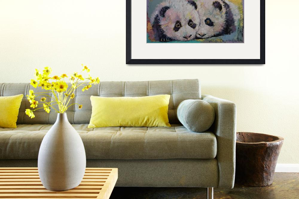 """""""Baby Pandas&quot  by creese"""
