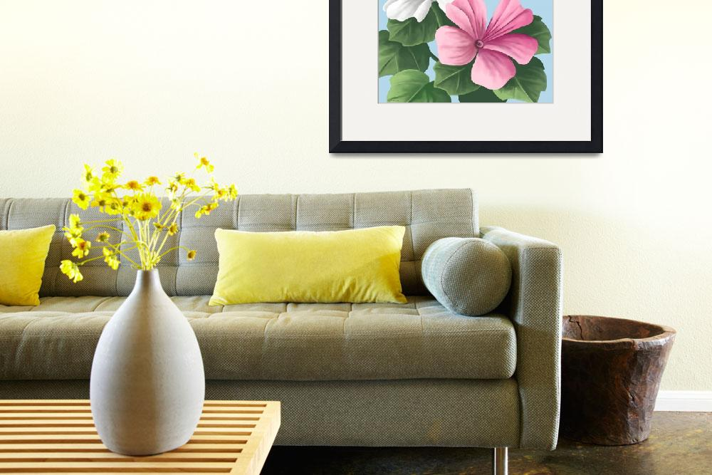 """""""Floral Painting&quot  by waterart"""