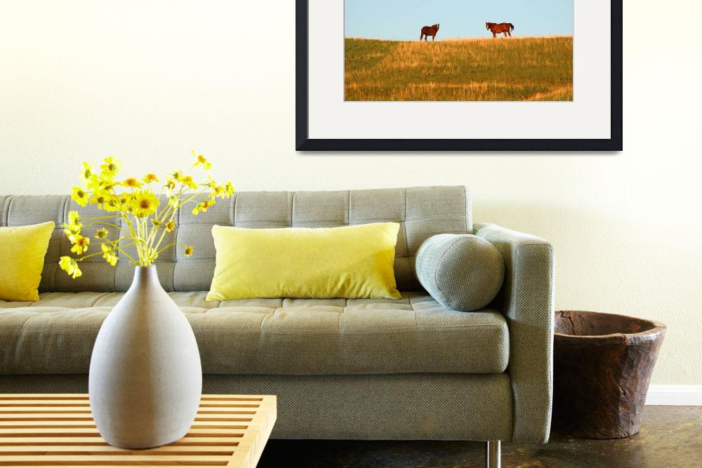 """""""Pasture Life&quot  (2014) by dalemark"""