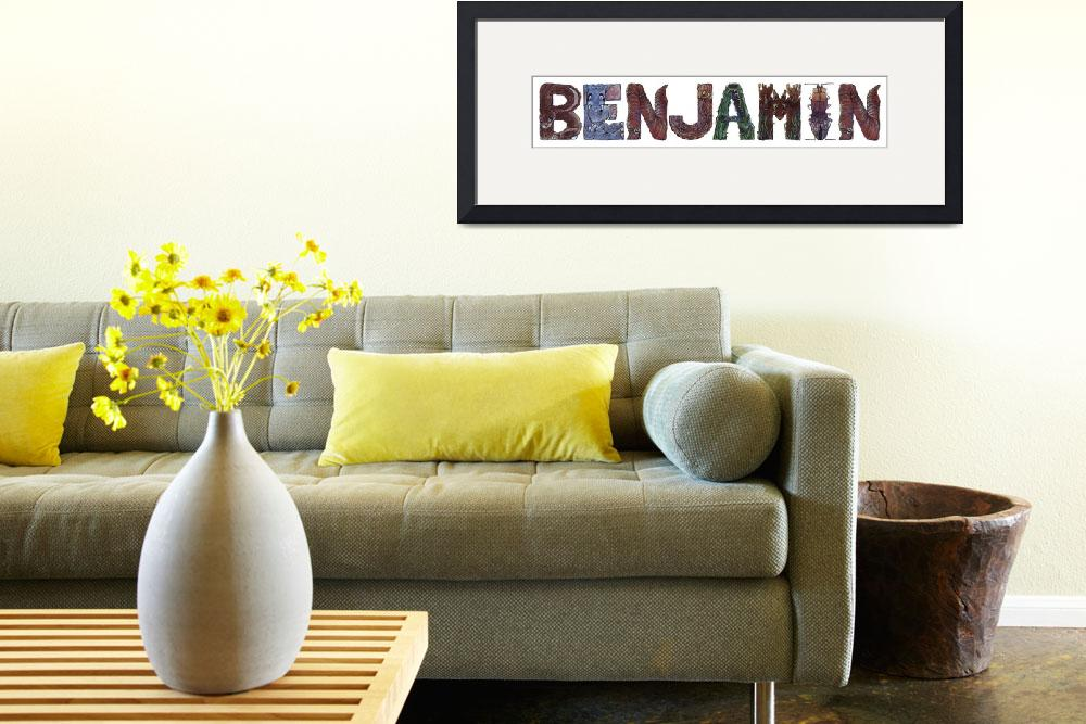 """""""Benjamin&quot  by animalsoup"""
