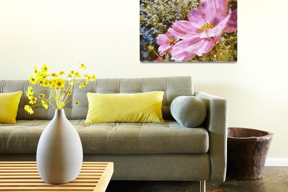 """bright poppy artistic""  by lizmix"