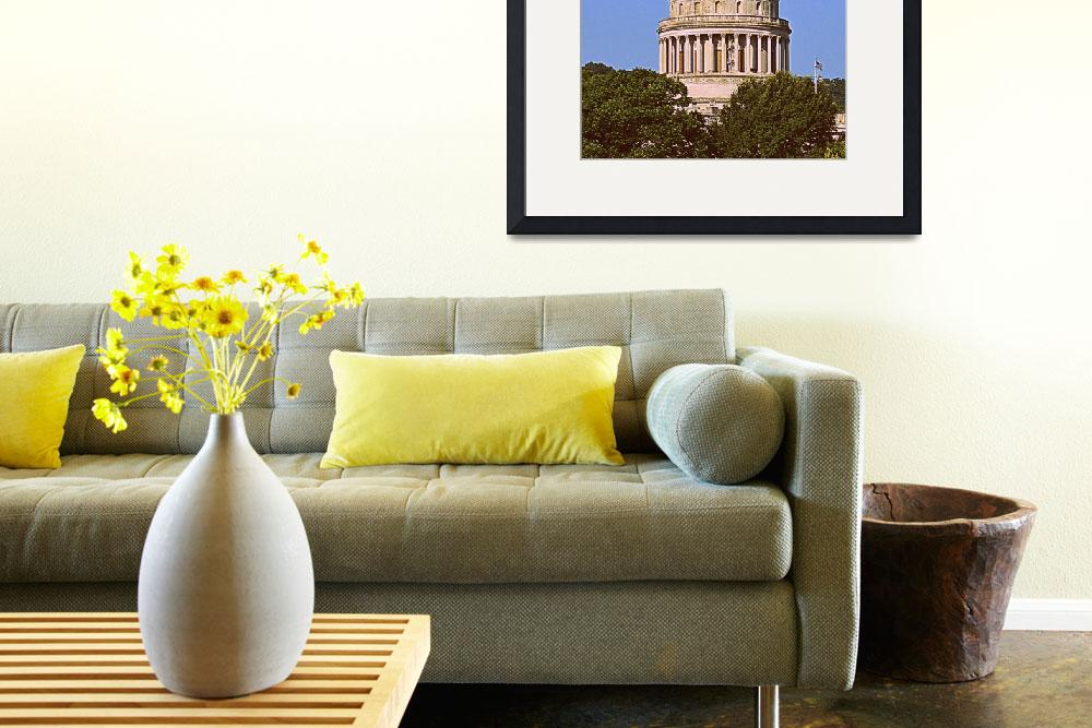 """Charleston WV Capital Dome""  by Artsart"