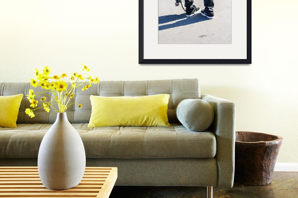 """""""skate&quot  (2012) by urbaniqueart"""