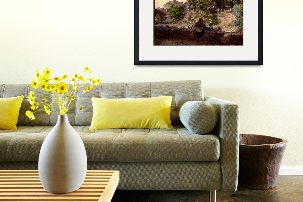 """""""Beautiful Classic Art Collection Framed Print&quot  by buddakats1"""