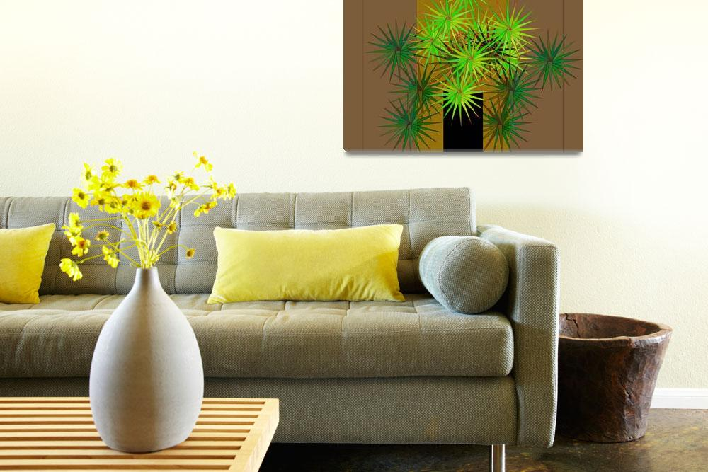 """Study with flowers III""  by Mygallerydigitalart"