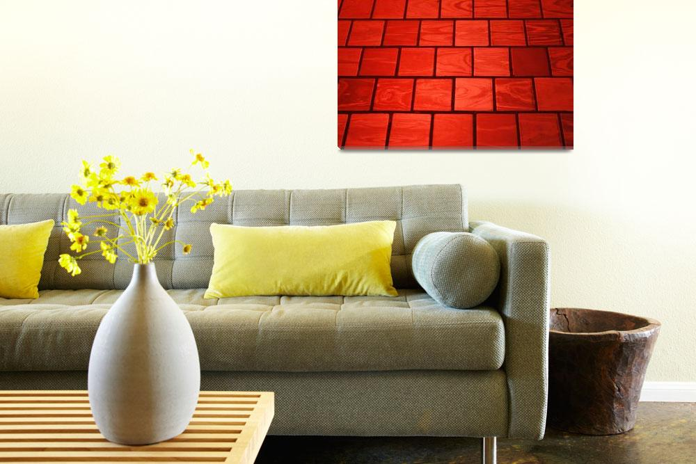 """""""Bricks""""  (2010) by JoshuaBartman"""