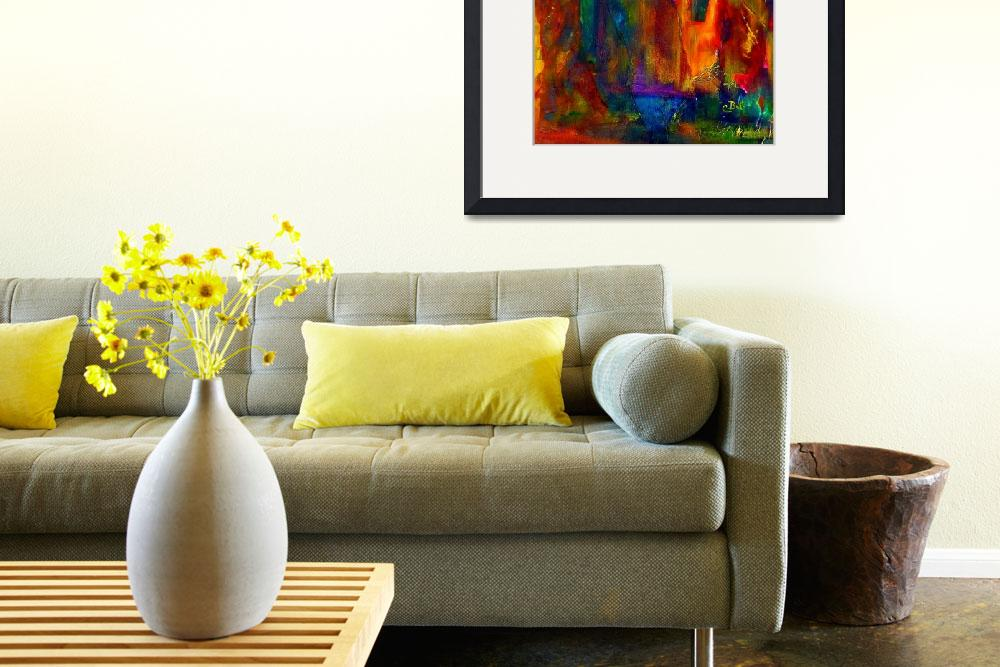 """""""House and Home""""  (2011) by artbyclaire"""