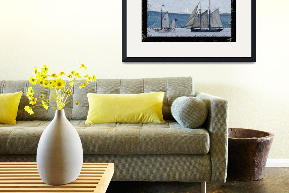 """""""Tall ships&quot  (2011) by SamSmith"""