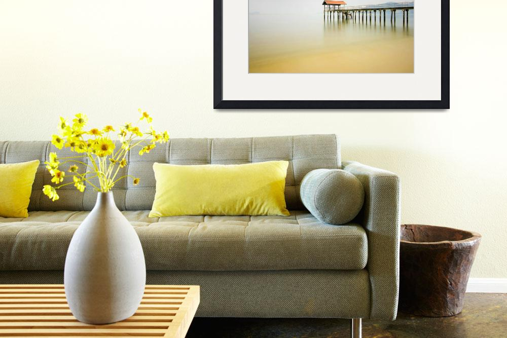 """""""Seascapes Art Print&quot  (2010) by howpin"""