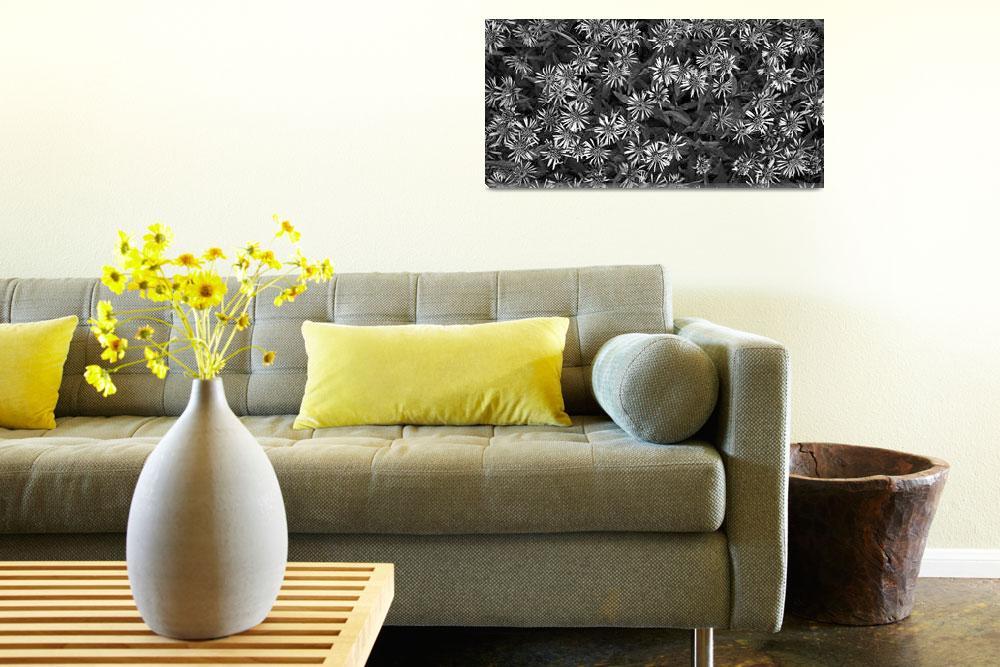 """flower carpet&quot  by Piri"