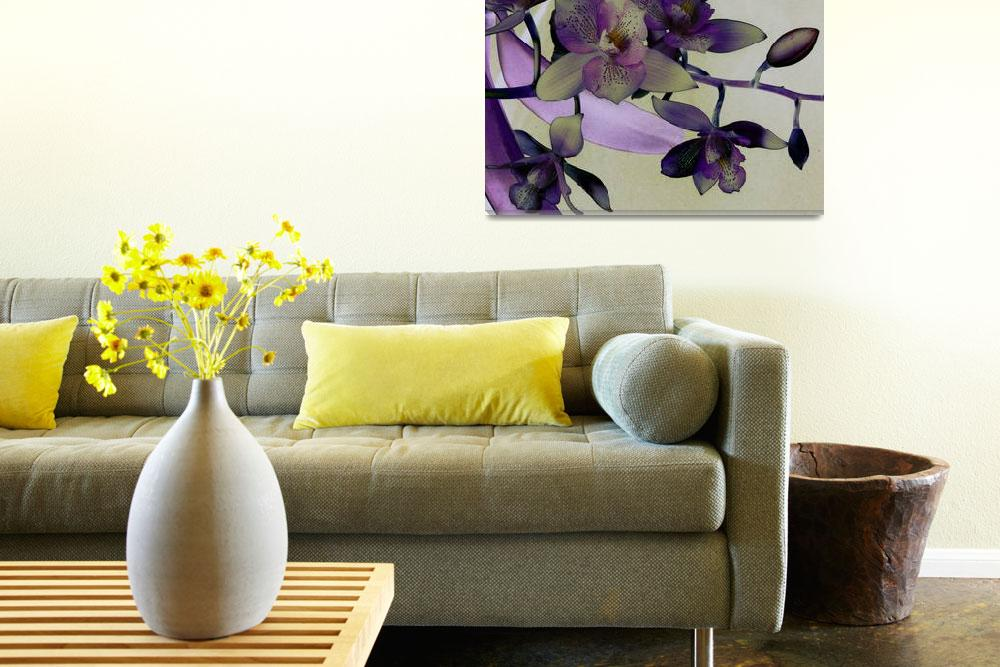 """""""The Essence of Orchids: Surreality""""  by Mylene"""