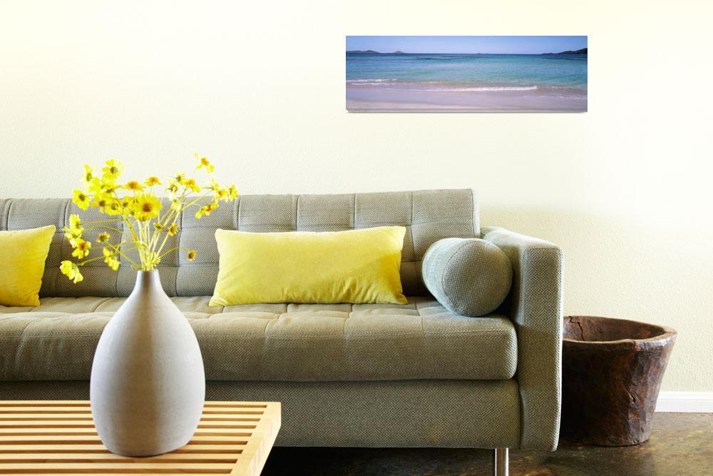 """Savannah Bay Virgin Gorda British Virgin Islands&quot  by Panoramic_Images"