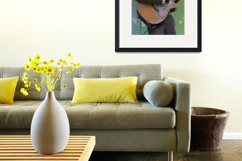 """""""Musician Ani DiFranco&quot  by FrontRowPhotographs"""