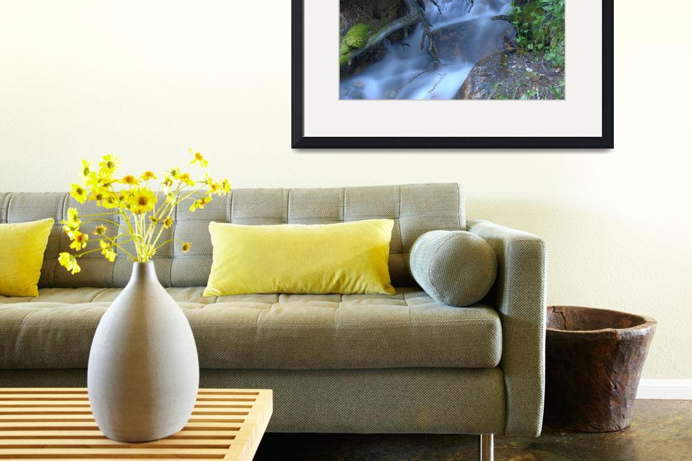 """""""Mountain Stream 2 HDR&quot  by nathnflickr"""