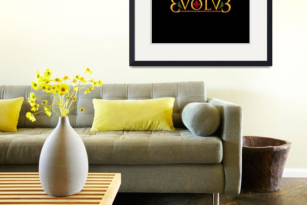 """""""Evolve - Heal&quot  by Think-N-Evolve"""