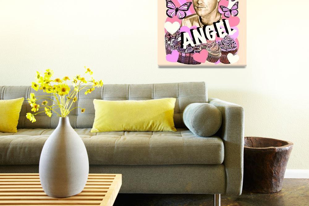 """Angel Cupcake""  by GittaG74"