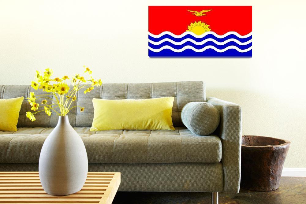"""""""Kiribati""""  by tony4urban"""