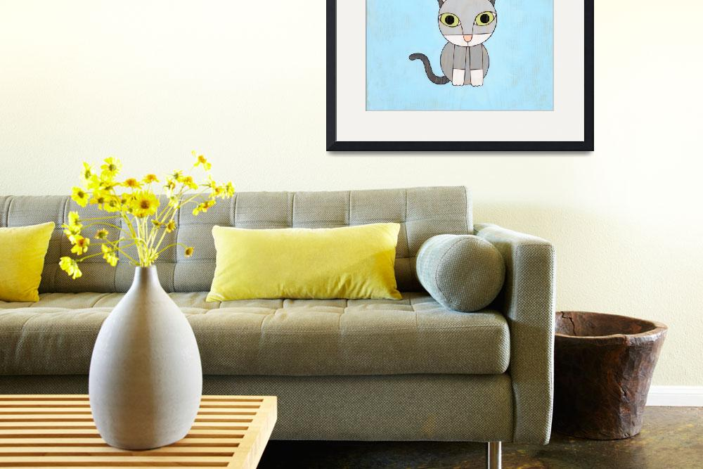 """""""C is for Cat""""  by matthewporter"""