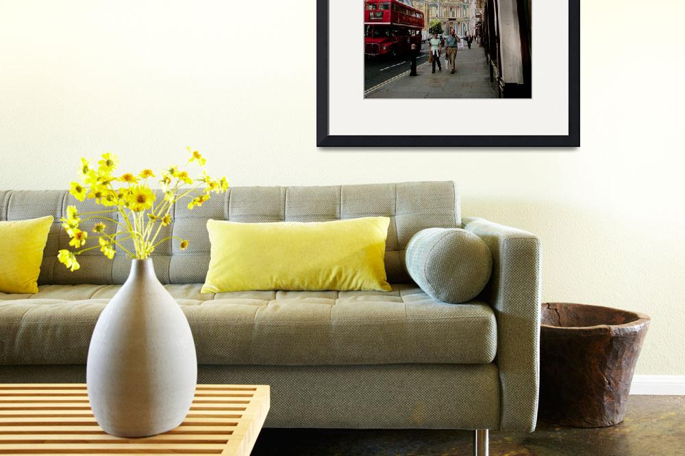 """""""Ludgate Hill towards St. Paul"""