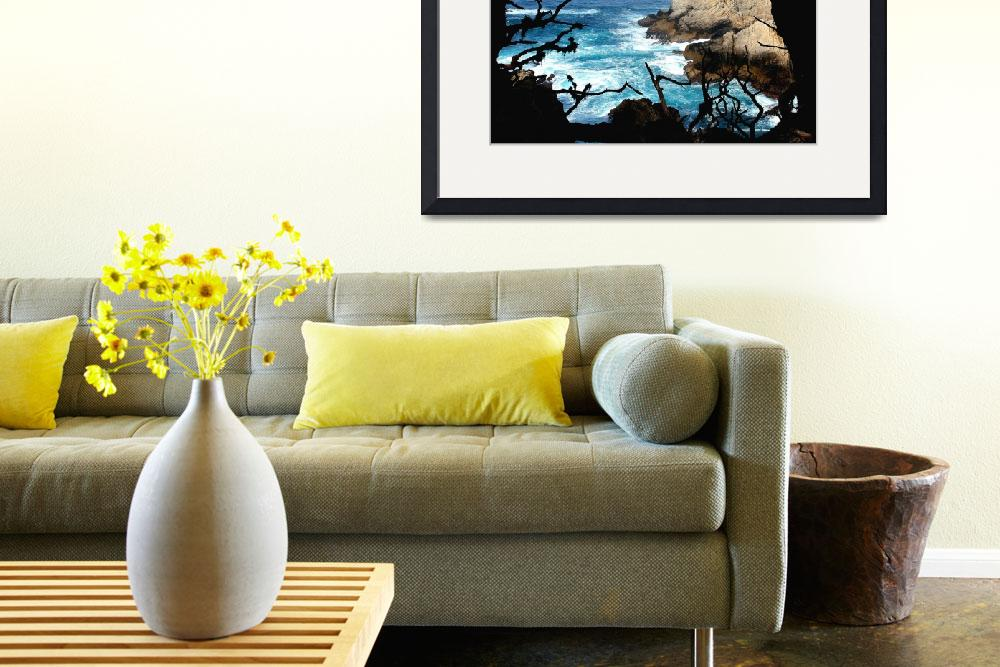 """""""A Point Lobos Day&quot  (2006) by BobFikePhoto"""
