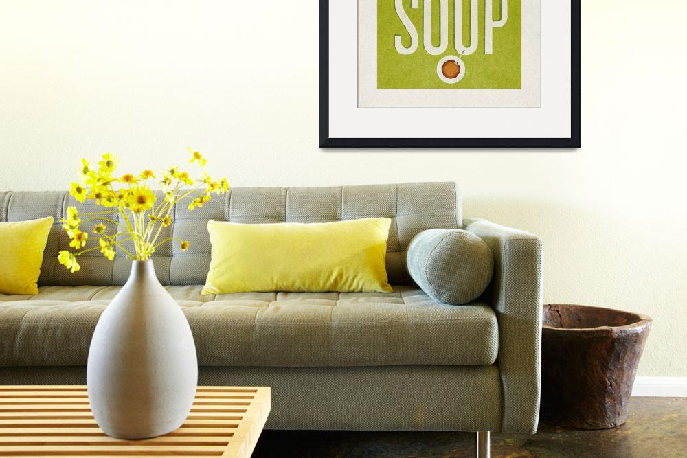 """""""Here Comes the Soup""""  (2010) by juanjez"""