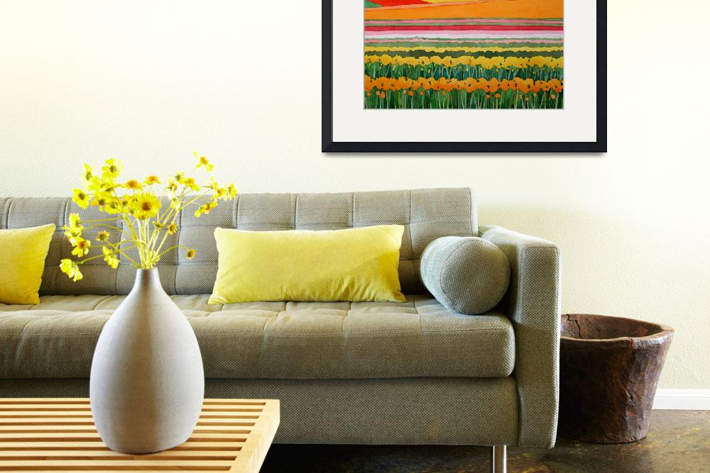 """""""Skagit Valley tulips&quot  by studiobythesound"""