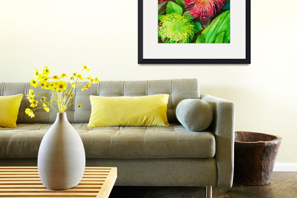 """""""Chrysanthemums - Spring""""  (2011) by laurenmcmullen"""