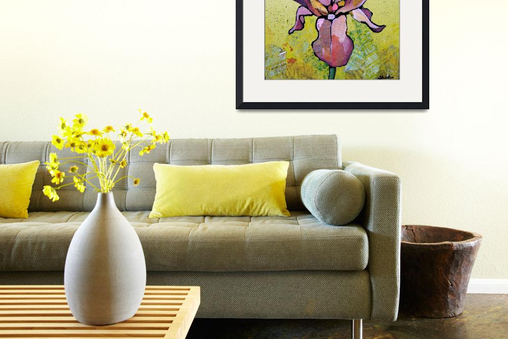 """""""Floral Collage Prints by Art of Shadia""""  by ArtOfShadia"""