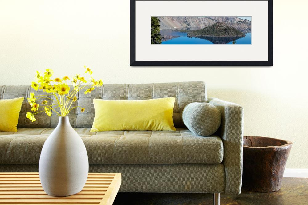 """""""Crater Lake National Park&quot  by North22Gallery"""