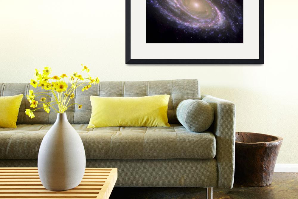 """""""Spiral galaxy Messier 81&quot  by stocktrekimages"""