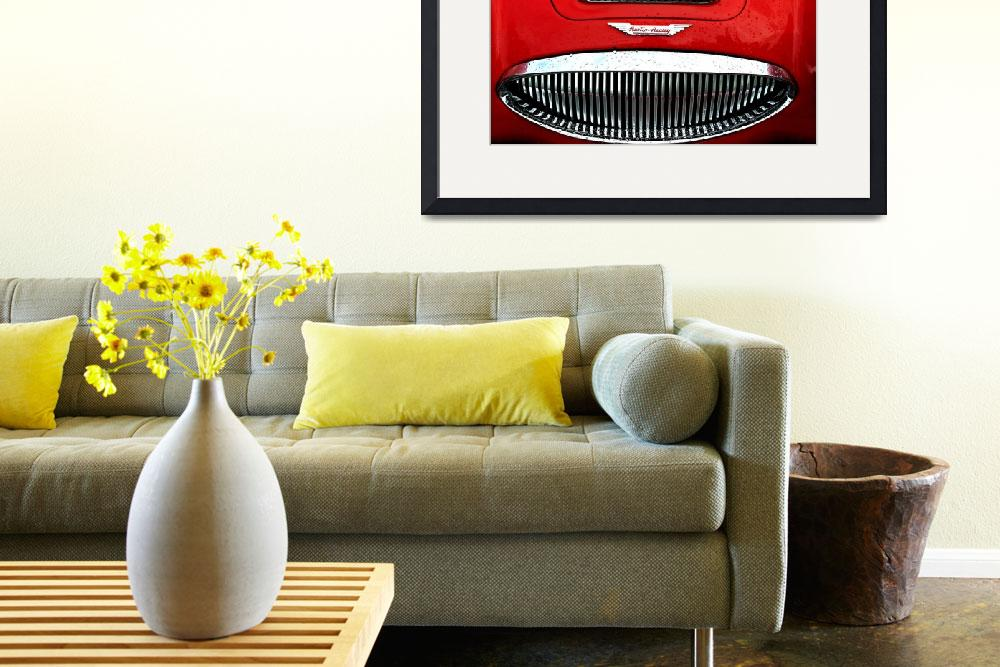 """""""Austin Healey&quot  by gmponds70"""