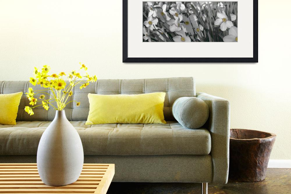 """""""Smiling Daffodils""""  (2014) by boppintheblues"""