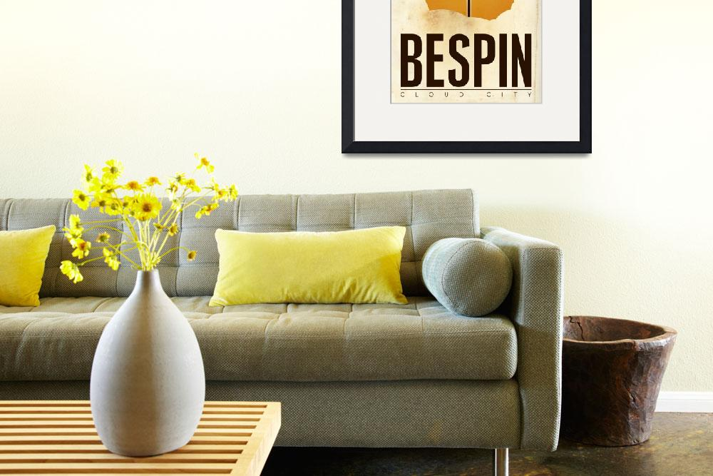 """""""Bespin&quot  by JustinVG"""