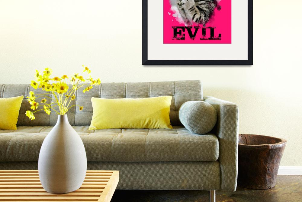 """""""Pure Evil - The Truth About Cats""""  by VeryPeculiar"""
