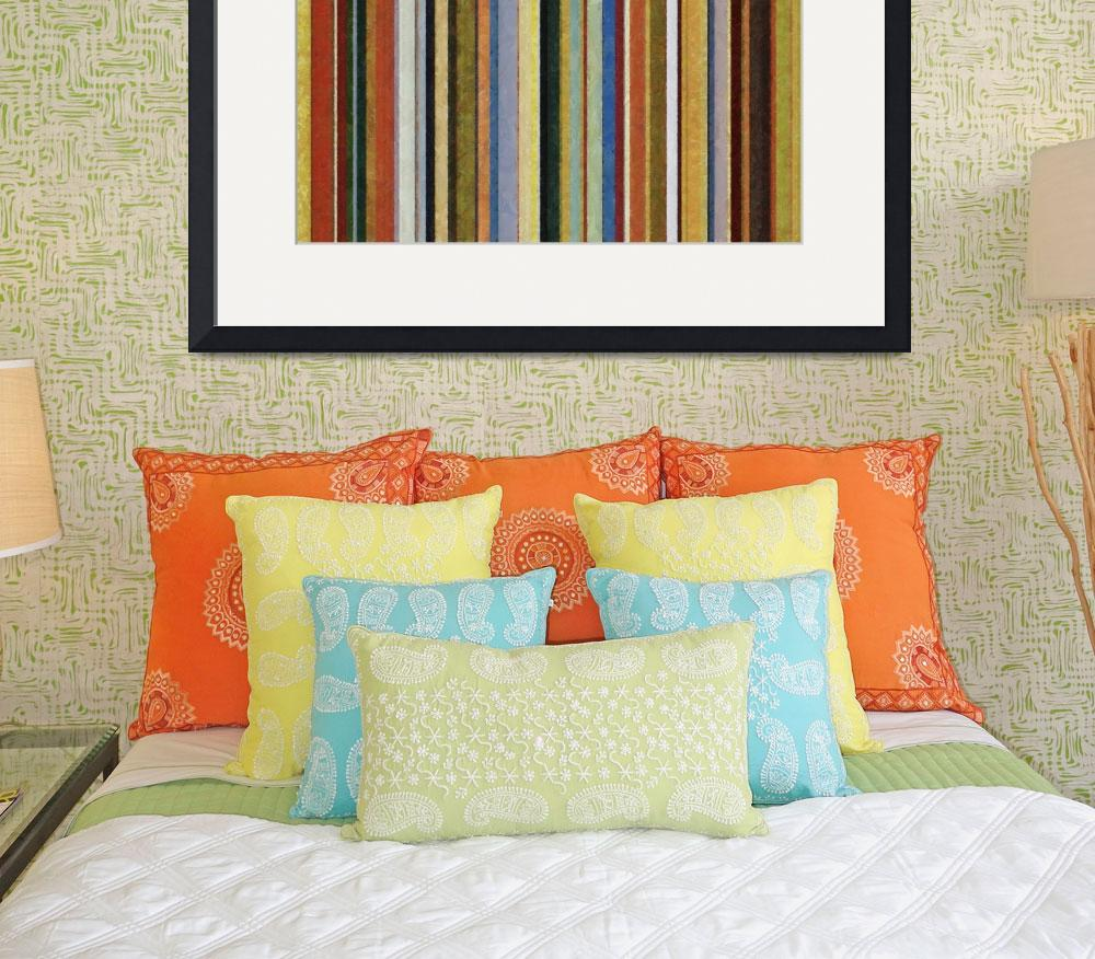 """""""Comfortable Stripes V""""  (2013) by Michelle1991"""