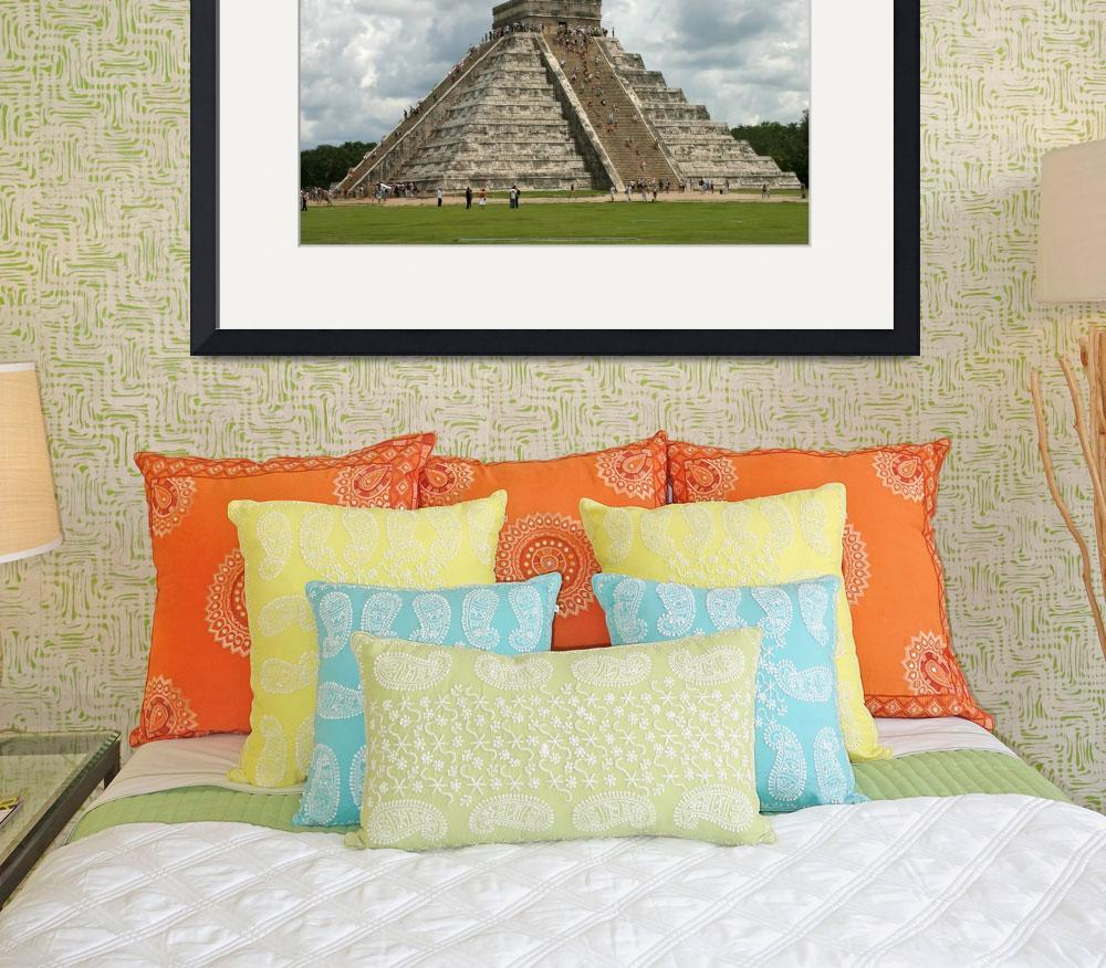 """""""Pyramid&quot  by foto"""