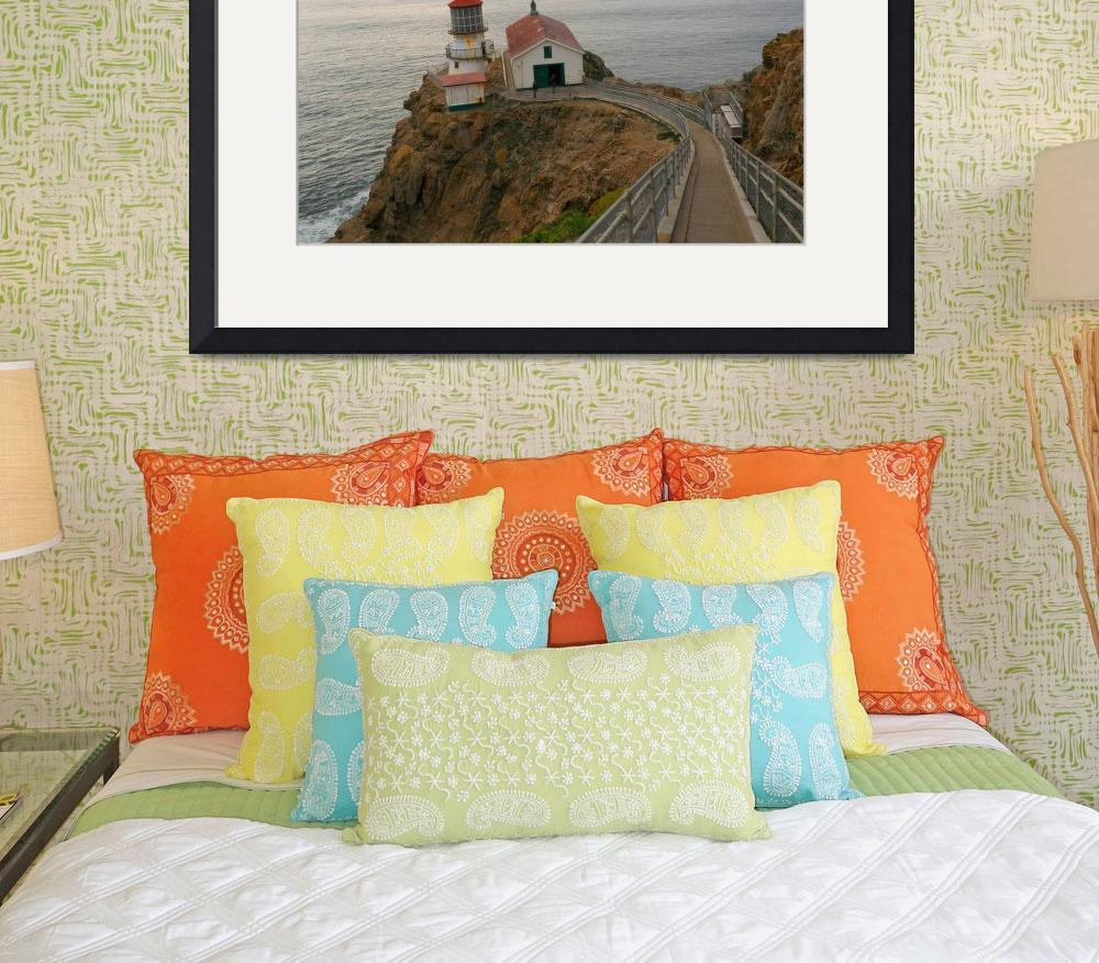 """Point Reyes Light House&quot  (2010) by brittenham"