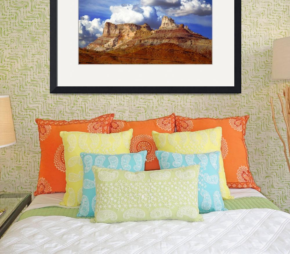 """San Rafael Swell""  by CanyonlandsPhotography"