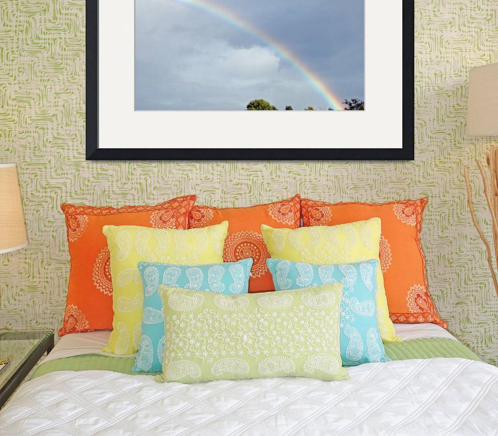 """""""Somewhere Over the Rainbow&quot  (2010) by PatriciaHeise"""